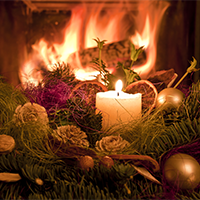 Christmas Hearth Essential Oil Blend